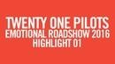 Twenty one pilots - ERS2016 Highlight 01