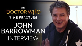 John Barrowman Interview | Time Fracture | Doctor Who