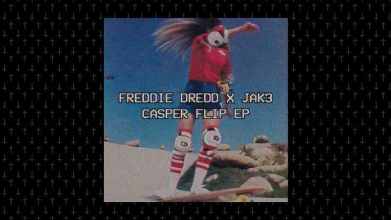 Freddie Dredd Jak3 Wit It