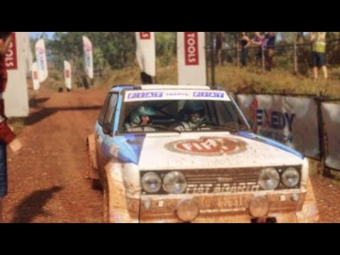 DiRT Rally VRAcing Event 1 Stage 1