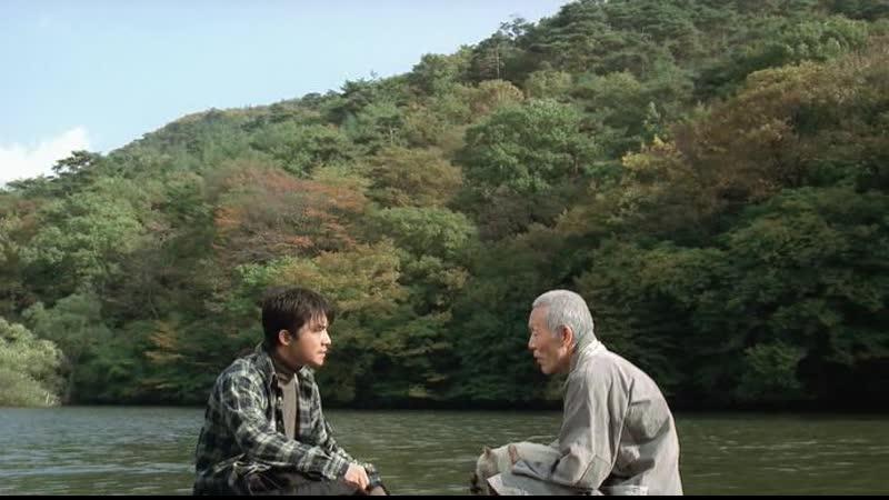 Весна лето осень зима… и снова весна художественный фильм южнокорейского режиссёра Ким Ки Дука