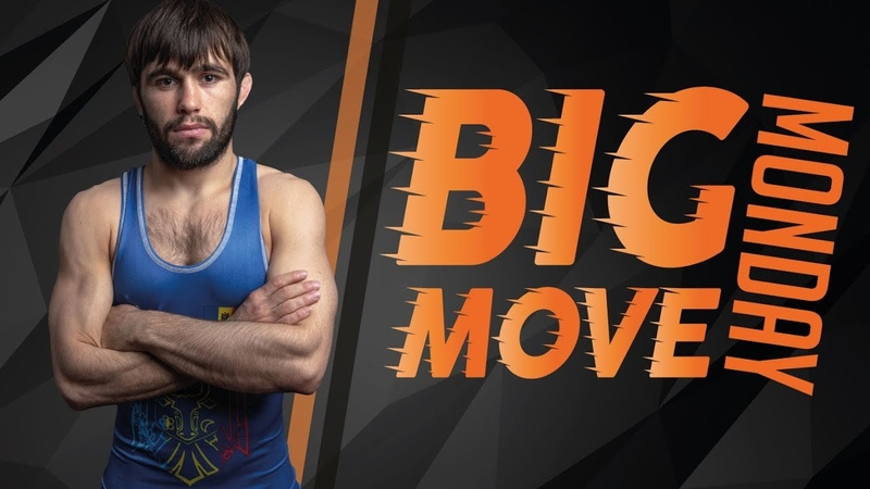 Big Move Monday Ciobanu V MDA Senior Worlds 2019 WrestleNursultan mondaymotivation