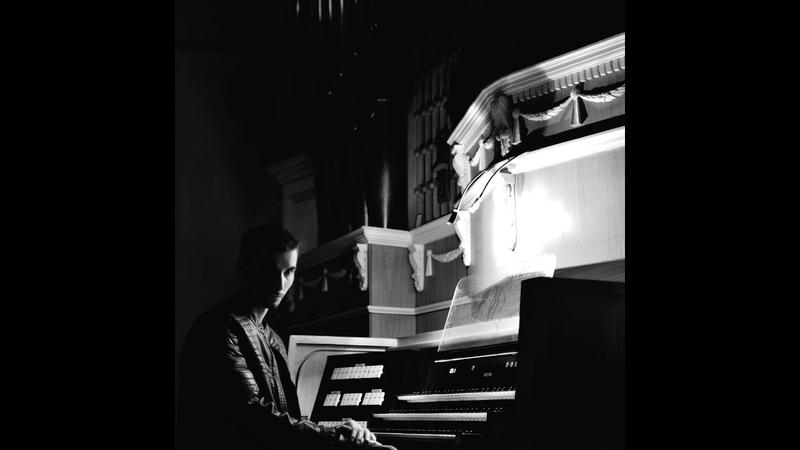 Kirill Jankowsky Organ Improvisation Meditative Processional in May Fullmoon 6 05 2020