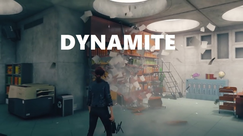 Control Dynamite Lyrics Video GMV