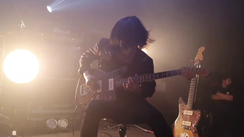 MONO (Japan) - Death in rebirth (01/12/2019, Aglomerat, Moscow)