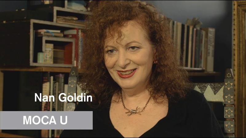 Nan Goldin The Ballad of Sexual Dependency MOCA U MOCAtv