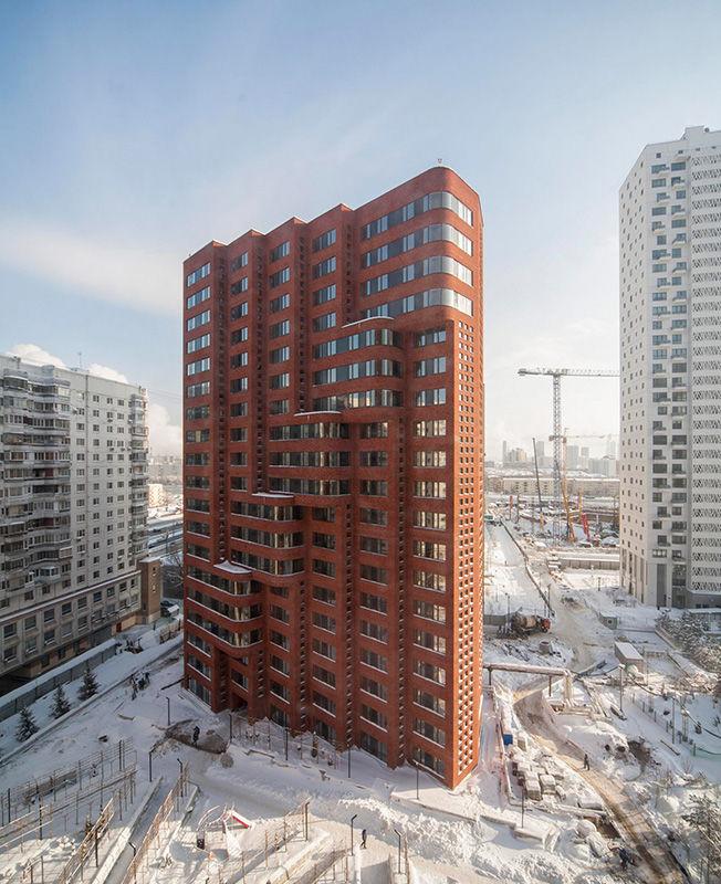 Team de Vroom   Sputnik: голландские дома в Москве