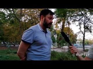 Эксклюзивное интервью Кирилла Вышинского после освобождения под поручительство