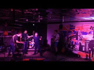 Club bigben➤ / трибьют ас/dc от mrr — live