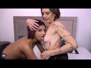 Asslicking, Lesbian, Old & young, lesbians, 1080p