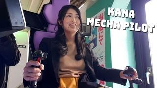 Japanese arcade mecha game Starwing Paradox tutorial gameplay