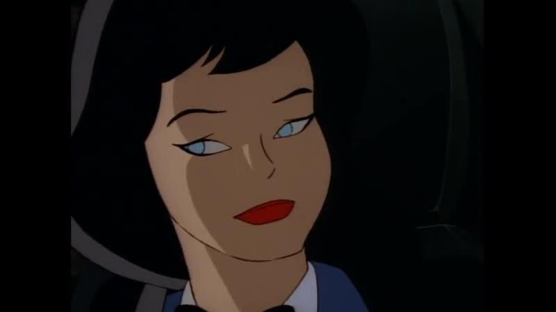 Zatanna - Batman : The Animated series