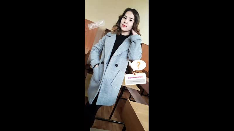 ОҚМУ student 🖤