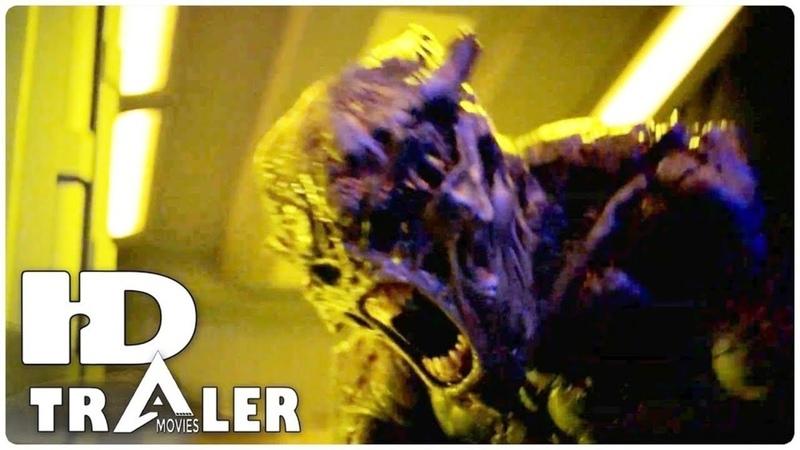 DOOM: ANNIHILATION Official Trailer 2 [HD] Amy Manson, Louis Mandylor, Hari Dhillon