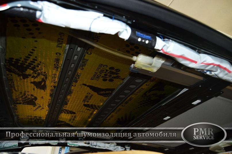 Шумоизоляция Nissan Teana, изображение №15