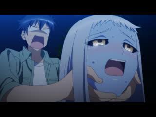 18+MiraiDuB Повседневная жизнь с девушкой-монстром / Monster Musume no Iru Nichijou - 11 серия (MVO)