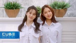 lightsum profile film : nayoung x  huiyeon