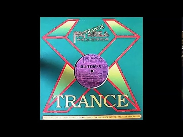 DJ Tom-X - Free Your Feelings