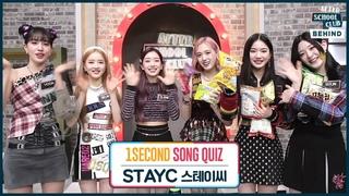 210420: STAYC – 1 Second Quiz @ After School Club