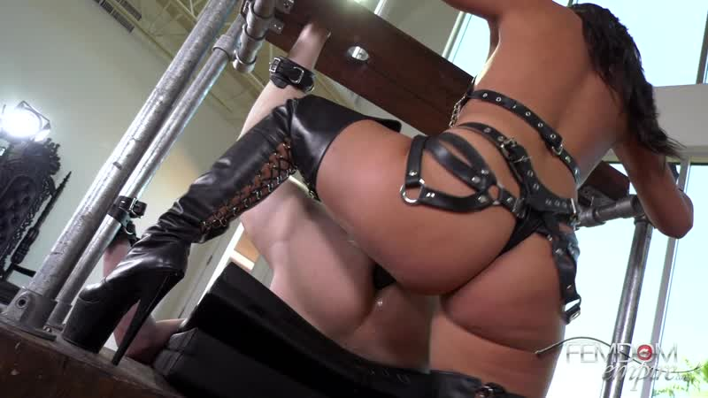 Kendra Spade No Mercy Peg Femdom, Strapon, Pegging, Anal, Anal Fingering, BDSM,