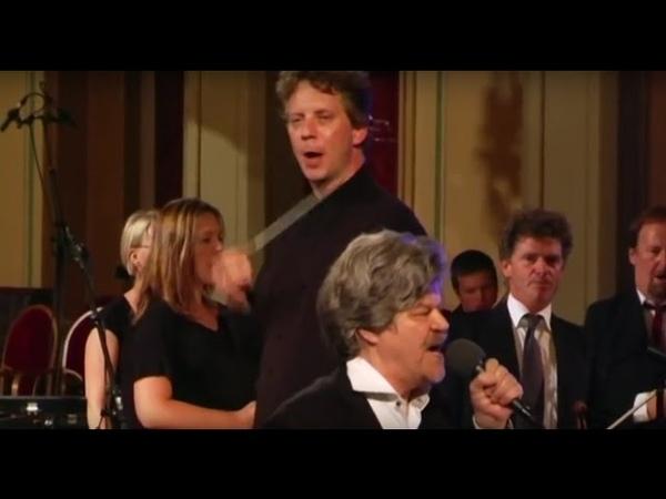 M A Numminen sings Wittgenstein Wovon man nicht sprechen kann live