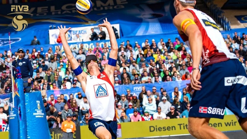 Time to ATTACK! Mol Sorums best attacks | Team of the Week | Highlights Beach Volleyball World