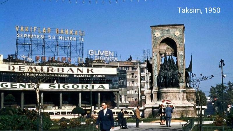 Eski İstanbul. 1 bölüm. Оld Istanbul