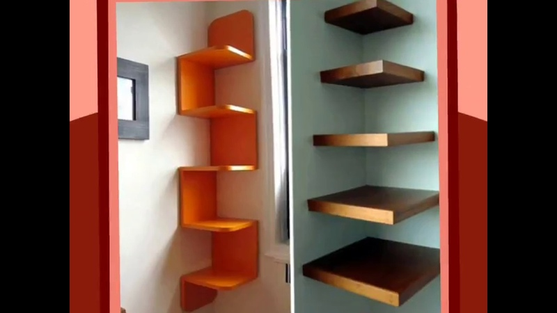 REPISAS FLOTANTES PARA DECORAR FLOATING SHELVES TO DECORATE
