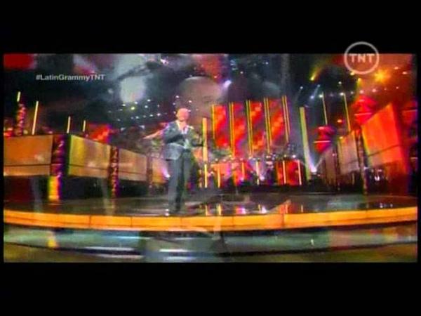 Gianmarco La Flor de la Canela Grammy Latino 2013