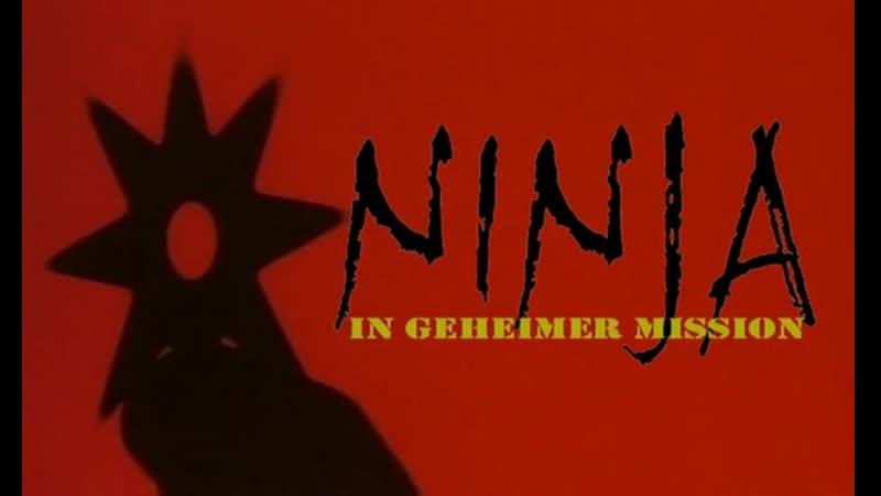 Mats Helge The Ninja Mission 1984