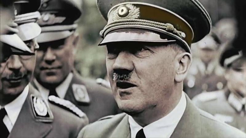 Апокалипсис Вторая мировая война в цвете HD Часть 4
