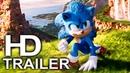 SONIC THE HEDGEHOG Movie Trailer 2 NEW (2019) Jim Carrey Sonic Movie HD