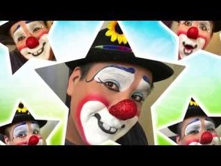 Clown Makeup Tutorial - Birthday Clown