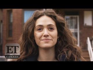 Emmy Rossum's Emotional 'Shameless' Exit