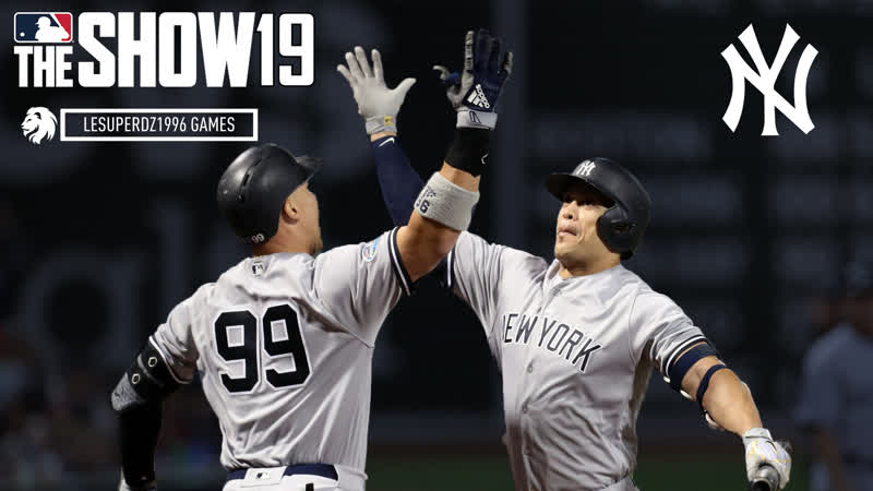 MLB The Show 19 New York Yankees Franchise 19 WHITE SOX УПУСКАЕТ ПОБЕДУ В 9 ИНИНГЕ