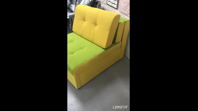 Кресло кровать с утяжками