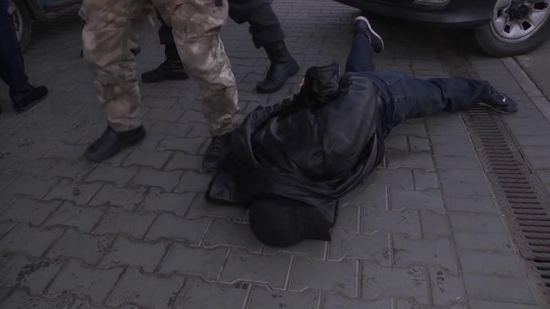 В Одесі поліцейські стріляли, щоб затримати небезпечну злочинну групу