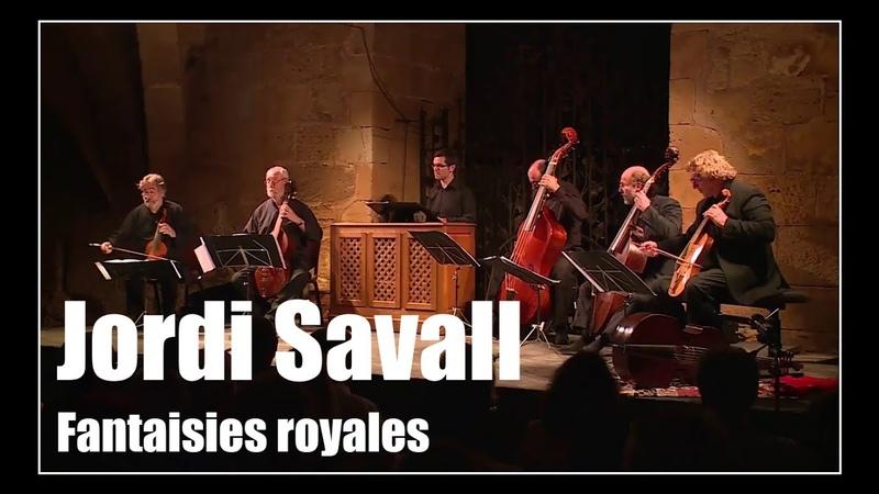 Fantaisies royales Au temp des guerres des trois royaumes Jordi Savall