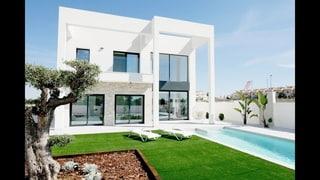 Superbe maison moderne ✅ à vendre au sud de Alicante