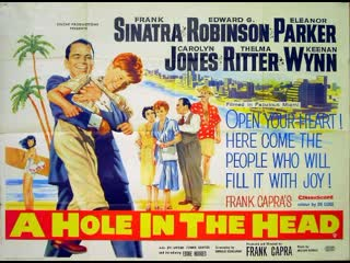 A Hole in the Head (1959)  Frank Sinatra, Edward G. Robinson, Eleanor Parker