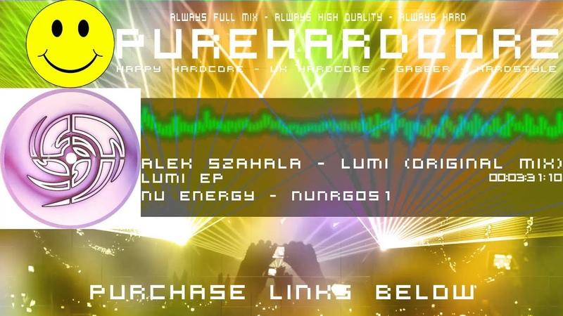 Alek Szahala - Lumi (Original Mix)