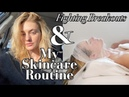 Winter Model Skincare Routine How I Prevent Breakouts Treatments For Clear Skin Sanne Vloet