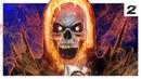 КОСМИЧЕСКИЙ ПРИЗРАЧНЫЙ ГОНЩИК ПЕРЕПИСАЛ ИСТОРИЮ ЧЕЛОВЕК ПАУК комиксы МАРВЕЛ