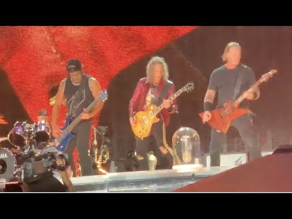 Metallica The Day That Never Comes Live 8.21.2019 PGE Narodowy Warsaw Poland