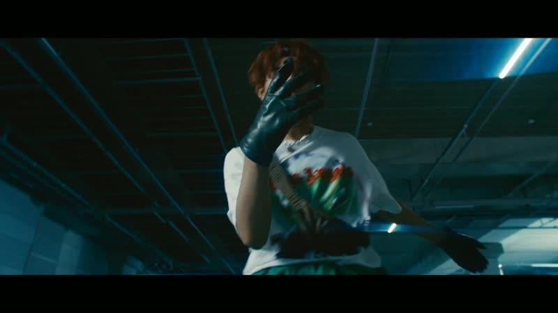 Rapper of the year goes to the boyz' sunwoo