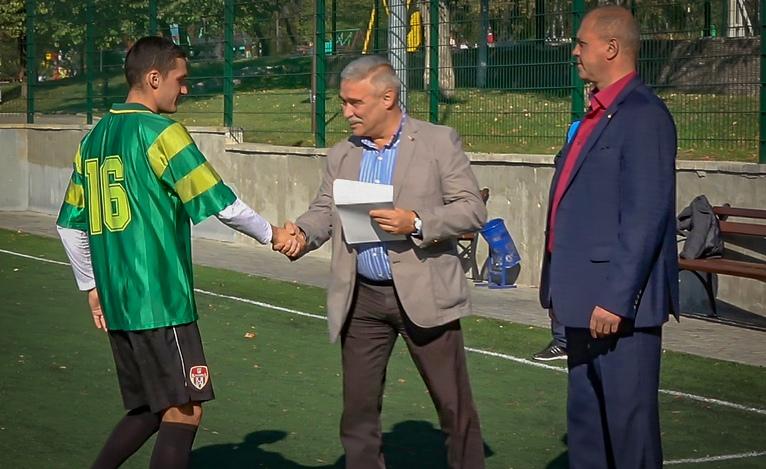 В Донецке прошёл финал городского этапа спартакиады по мини-футболу