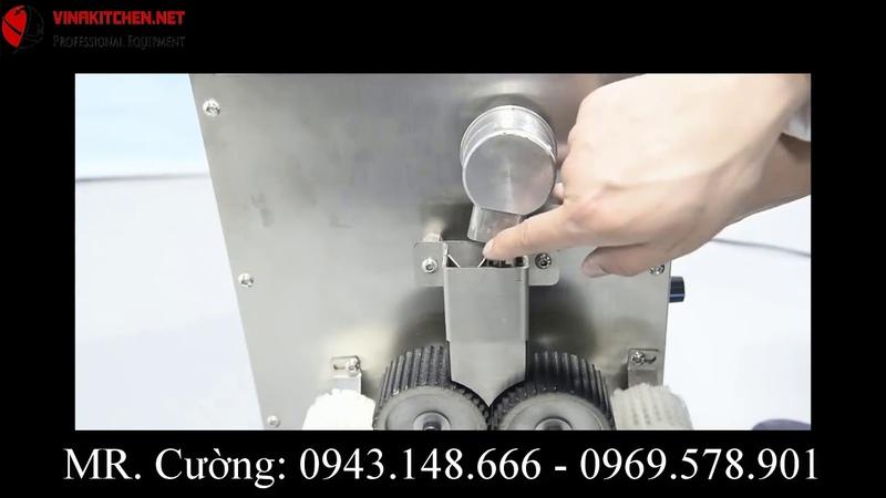 Máy làm viên hoàn tự động LYSW 21S Máy vo viên tự động Máy hoàn thuốc đông y