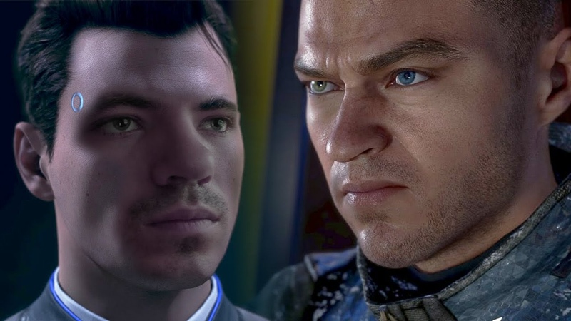 Обзор Detroit Become Human на PC. Игра шедевр!