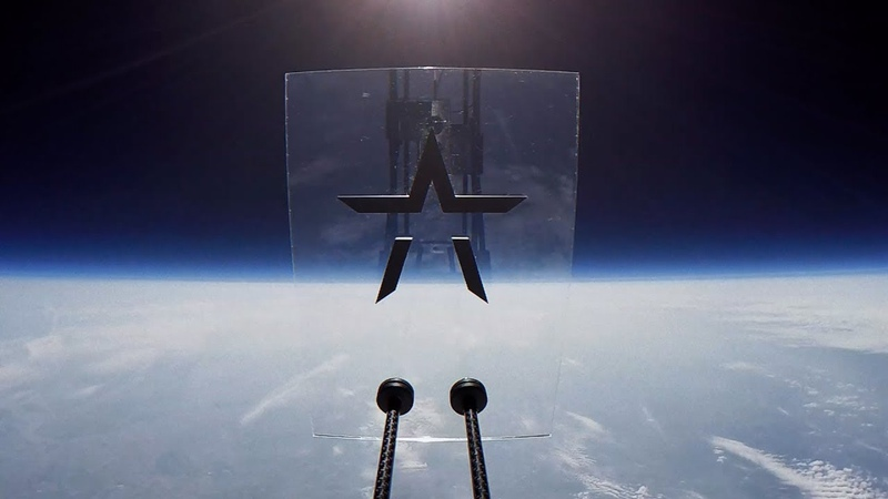 STARSET - SOLSTICE (Space Journey)