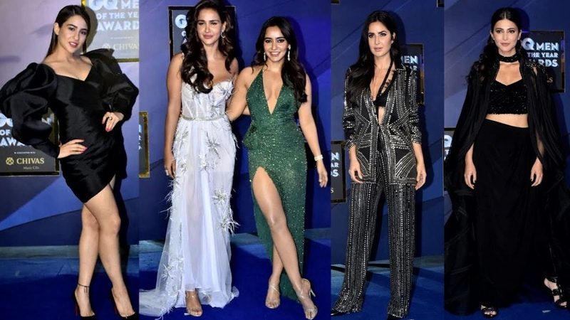 BEST and WORST Dressed Bollywood Actress At GQ Men Of The Year Award 2019